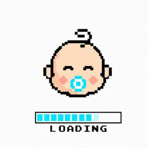 Loading baby T-shirts