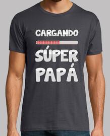 loading super dad