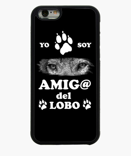 Funda iPhone 6 Lobo