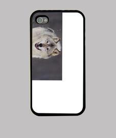 Lobo 2, Funda iphone 4-4S