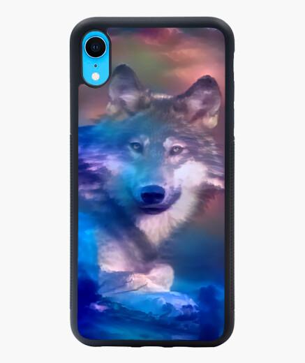 Lobo Funda iPhone XR XR