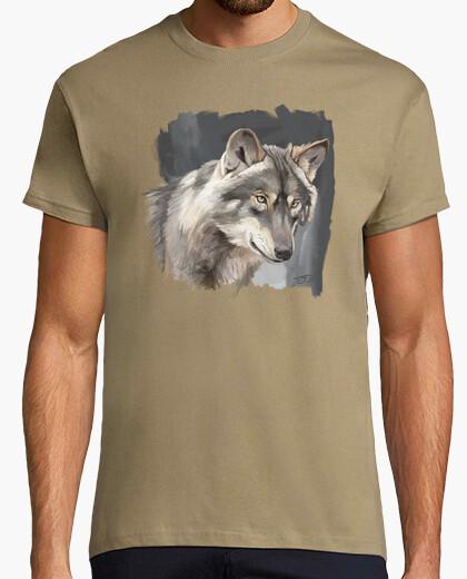 Camiseta Lobo ibérico 2