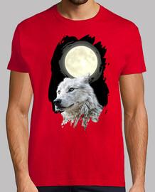 Lobo Luna Blanca