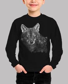 Lobo y lobezno