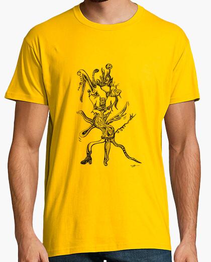 Loco monstruo loco loco camiseta