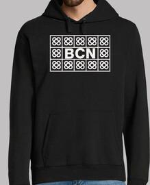 Logo BCN blanco