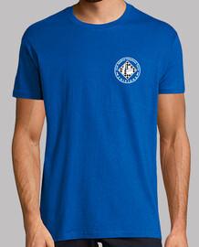 logo club chess hip iona - bianco