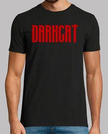 logo darkcat rouge