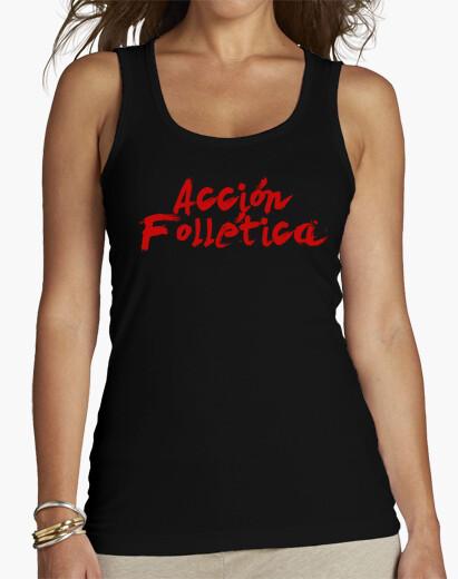 Camiseta Logo de Acción Follética (RECOMENDADO)