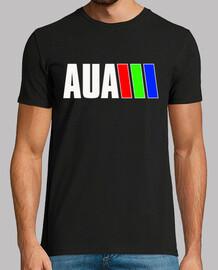 Logo de AUA