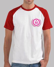Logo de moderdonia en la espalda
