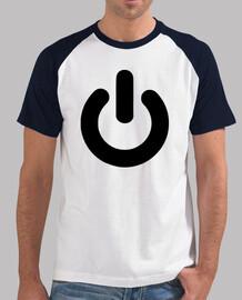 logo del pulsante di accensione