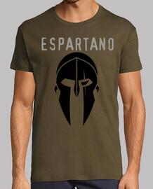 Logo espartan team BLK