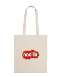 logo fabric bag