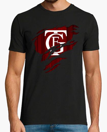 Camiseta Logo Falla arañado - Carnaval de Cádiz