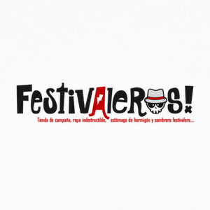 Camisetas Logo festivaleros 2
