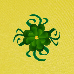 T-shirt Logo flor