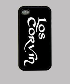 logo fondée les corvin (iphone 4 / 4s)