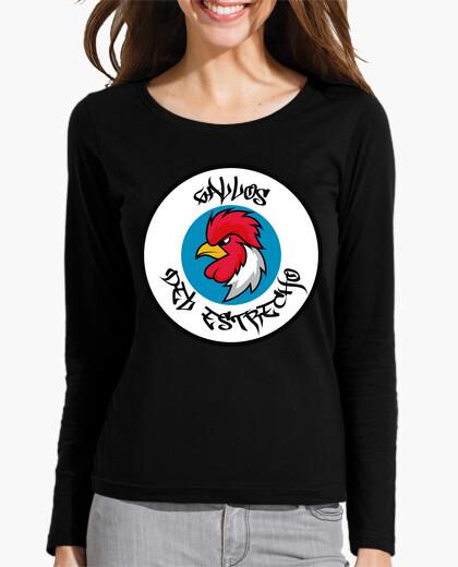 Camiseta Logo Gallos del Estrecho