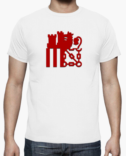 Logo hispanic history t-shirt