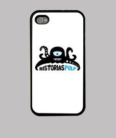 Logo Historias Pulp transparente