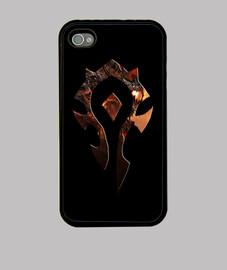 Logo Horda Cataclysm Funnda móvil iPhone