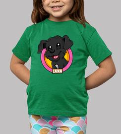 logo in lana / per ragazza e ragazzo