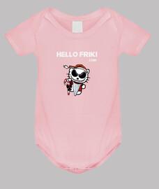 Logo Jack Skeleton Blanco - Bebé