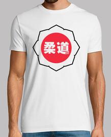 logo judo: transparent