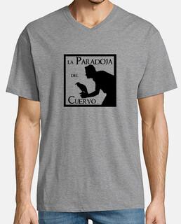 Logo La Paradoja del Cuervo H