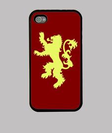 Logo Lannister amarillo