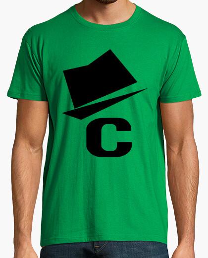 Camiseta Logo Los Fabulosos Cadillacs, sombrero