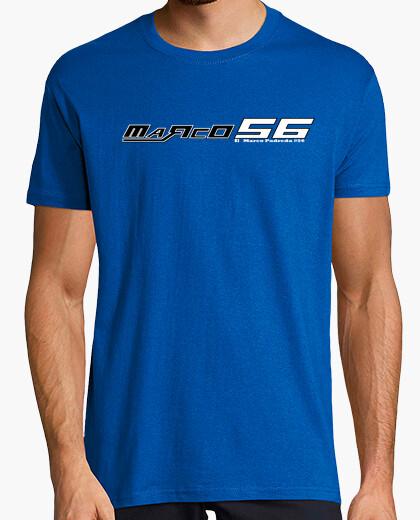 Camiseta Logo Marco56