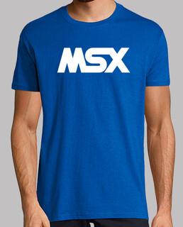 Logo MSX Blanco