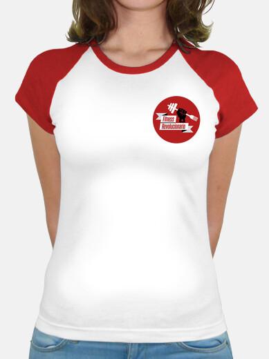 Camiseta Logo - mujer