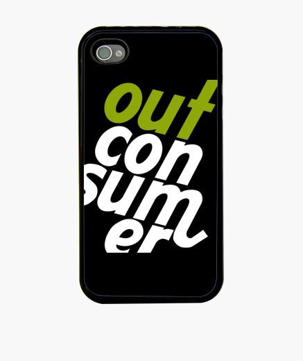 Cover iPhone logo outconsumer
