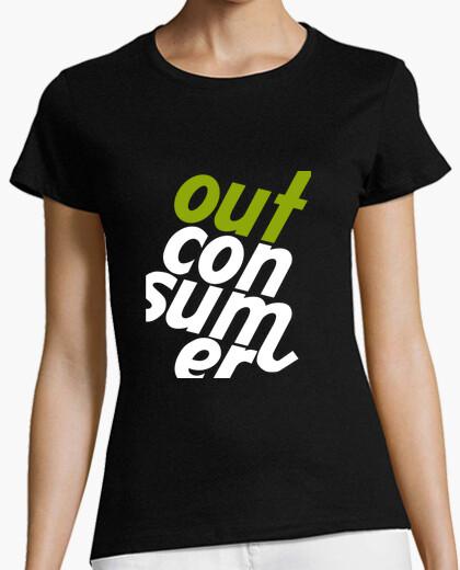 Camiseta Logo Outconsumer