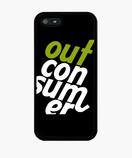 Funda iPhone Logo Outconsumer