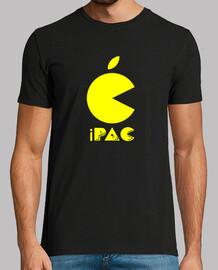 logo pac - men's short manga t-shirt