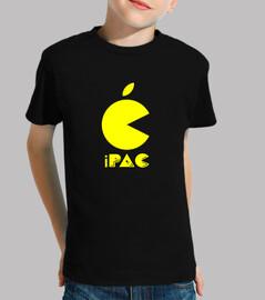 Logo pac — camiseta manga corta peques