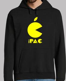 Logo pac — sudadera capucha hombre