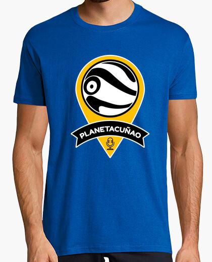 Camiseta Logo Planeta Cuñao