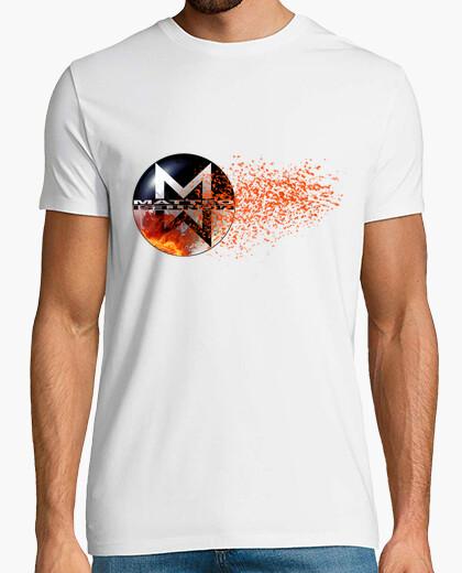 Tee-shirt logo présentation