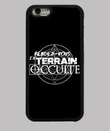 logo rdvto white iphone cases 6 / 6s