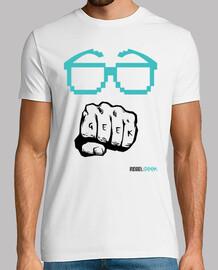 logo rebelgeek (colore) - uomo