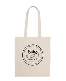 logo règles de swing - première édition - ligne