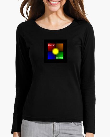 Camiseta logo sello lluismi sounds