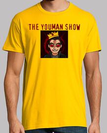 logo the youman logo t-shirt