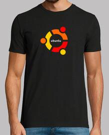 Logo Ubuntu Linux.