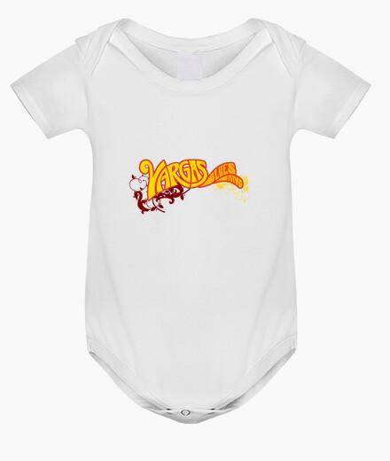 Ropa infantil Logo Vargas Blues Band, body bebé